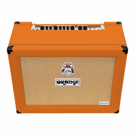 """Orange Amplification CR120C 120W 2x12"""" Crush Guitar Solid-State Combo Amplifier CR120C"""