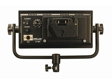 Cool-Lux CL500DFV  Daylight, Flood Light with V-Mount Plate and Carrying Case CL500DFV