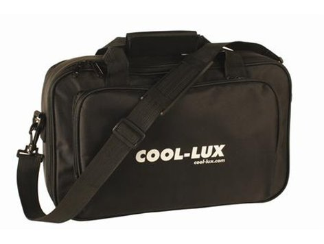 Cool-Lux CL500DSG Daylight, Spot Light with Gold Mount Plate and Carrying Case CL500DSG
