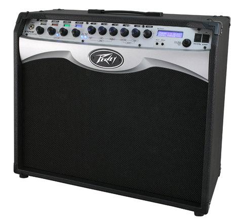 Peavey VYPYR-PRO-100 VYPYR Pro 100 100W Modeling Guitar Combo Amplifier VYPYR-PRO-100