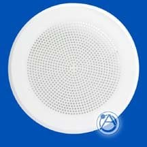 "Atlas Sound FA51-6 Round Grill for 6"" Strategy Speakers FA51-6"