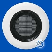 """Atlas Sound FA730-4 Round Recessed Grill for 4"""" Strategy Speakers FA730-4"""