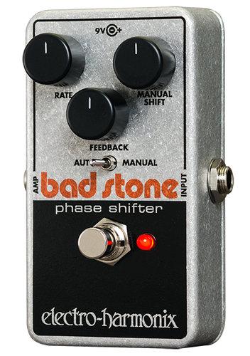 Electro-Harmonix Bad Stone Analog Phase Shifter Guitar Pedal BAD-STONE