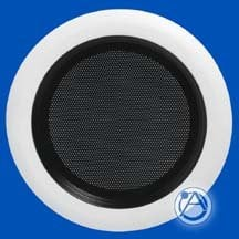 """Atlas Sound FA730-8 Round Recessed Grill for 8"""" Strategy Speakers FA730-8"""