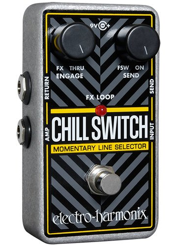 Electro-Harmonix Chillswitch Momentary Line Selector Pedal CHILLSWITCH