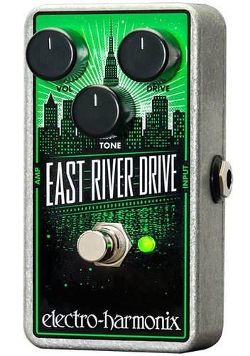 Electro-Harmonix East River Drive Overdrive Pedal EAST-RIVER-DRIVE