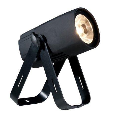 ADJ SABER SPOT WW [B-STOCK MODEL] 15W Warm White LED Powered Spot with DMX In and Out SABER-SPOT-WW-BSTOCK