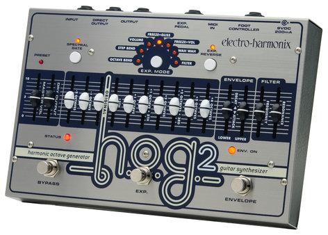 Electro-Harmonix HOG2 Harmonic Octave Generator - Guitar Synthesizer HOG2