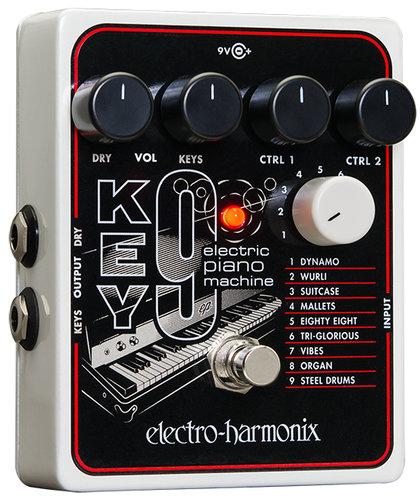 Electro-Harmonix KEY9 Electric Piano Machine Pedal KEY9