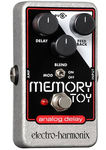 Electro-Harmonix MEMORY TOY Analog Delay with Chorus MEMORYTOY