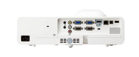 Panasonic PT-TW351RU 3300 Lumen WXGA LCD Short Throw Interactive Projector PTTW351RU