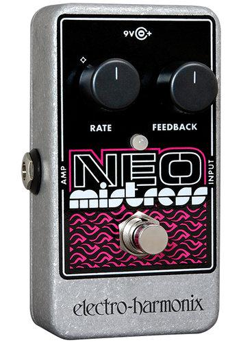 Electro-Harmonix NEO-MISTRESS Flanger Pedal NEO-MISTRESS