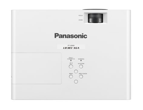 Panasonic PT-LB383U 3800 Lumen XGA LCD Portable Projector PTLB383U