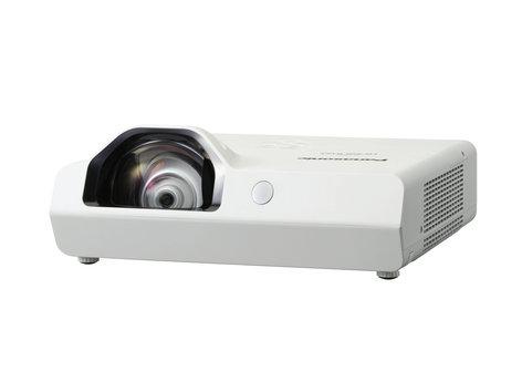 Panasonic PT-TW350U 3300 Lumen WXGA LCD Short Throw Projector PTTW350U