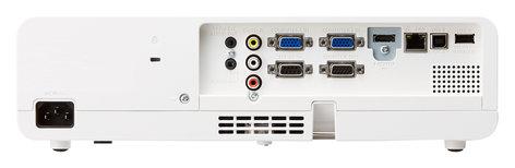 Panasonic PT-LB423U 4100 Lumen XGA LCD Portable Projector in White PTLB423U