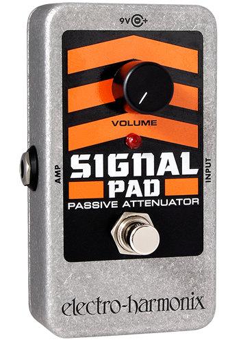 Electro-Harmonix SIGNAL PAD Passive Attenuator Pedal SIGNALPAD