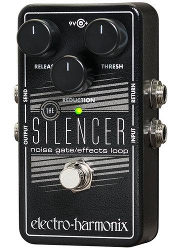Electro-Harmonix Silencer Noise Gate/Effects Loop Guitar Pedal Silencer