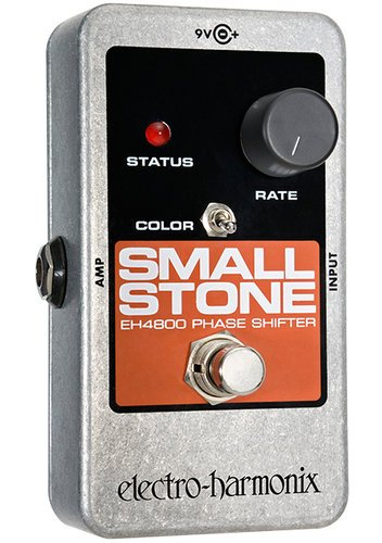 Electro-Harmonix SMALLSTONE Analog Phase Shifter Pedal  for Guitar SMALLSTONE