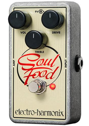 Electro-Harmonix Soul Food Overdrive Pedal SOUL-FOOD