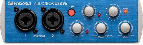 PreSonus AudioBox USB 96 USB Recording System AUDIOBOX-96