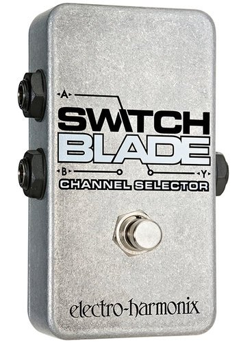 Electro-Harmonix SWITCHBLADE Passive Channel Selector Pedal SWITCHBLADE