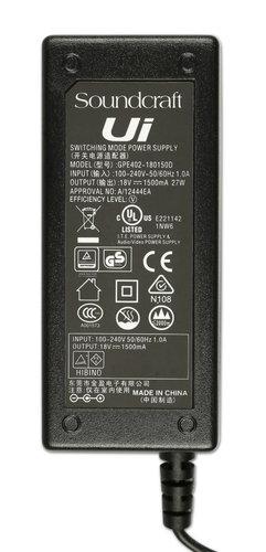 Soundcraft 5060702.V Ui16 Power Supply 5060702.V