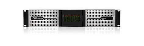Powersoft OTTOCANALI-4K4 Ottocanali 4K4 8-Channel High-Performance Power Amplifier for Lo-Z & Hi-Z/Mid to Large-Scale Installations OTTOCANALI-4K4