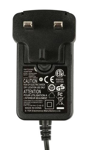 Focusrite PSUE001022  AC Adaptor for Clarett and iTrack PSUE001022