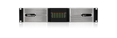 Powersoft Advanced Tech Ottocanali 8K4 8-Channel Power Amplifier for Lo-Z and Hi-Z Transducers OTTOCANALI-8K4