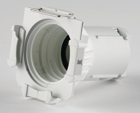 ETC/Elec Theatre Controls 4M36LT-1 36° White S4 Mini Lens Tube 4M36LT-1