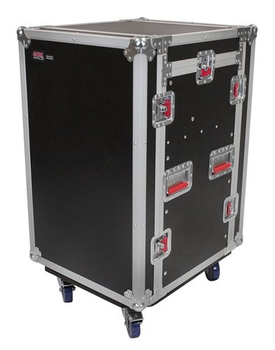 Gator Cases G-TOUR 10X12 PU ATA Style Pop-Up Console Rack Case G-TOUR-10X12PU