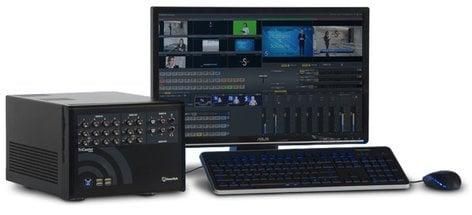 NewTek TriCaster 40 Version 2 [RESTOCK ITEM] Live Video Production System TRICASTER-40V-RST-01