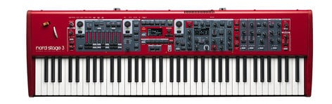 Nord USA Stage 3 HP76 76-Note Hammer Action Portable Keybed NS3-HP76