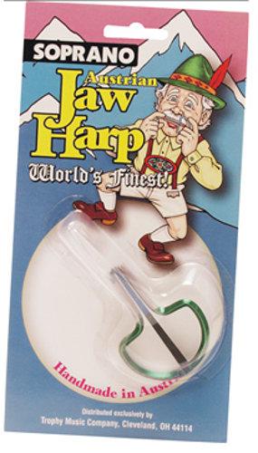 Austrian Jaw Harps 3494 Tenor Jaw Harp (Soprano shown) 3494