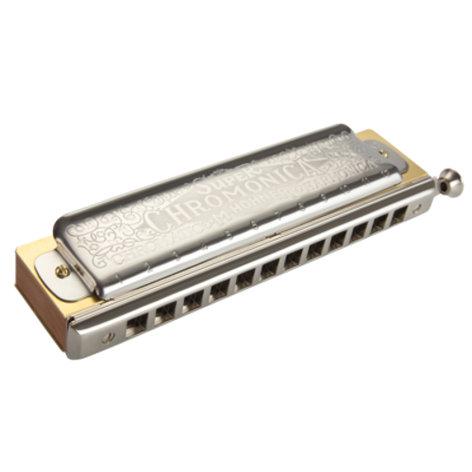 Hohner 270BL Super Chromonica Harmonica 270BL