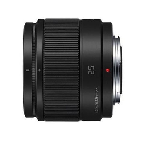 Panasonic H-H025K 25mm, F1.7 ASPH., Micro Four Thirds LUMIX G Lens HH025K