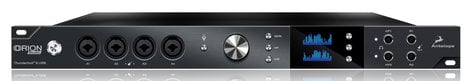 Antelope Audio Orion Studio 2017 Thunderbolt and USB Audio Interface, 2017 Model ORION-STUDIO-2017