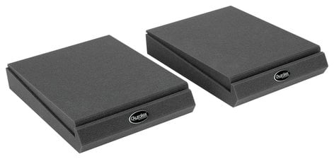 Auralex MoPAD-XL 1 Pair of Monitor Isolation Pads MOPAD-XL