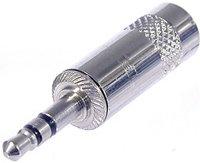 Neutrik NYS231 3.5mm Plug, 3-pole, Metal Housing NYS231
