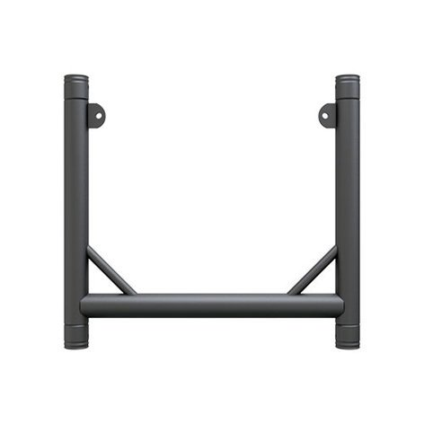 Global Truss DT-QUICK-GRID-BLACK  Black Modular Lighting Grid Section DT-QUICK-GRID-BLACK