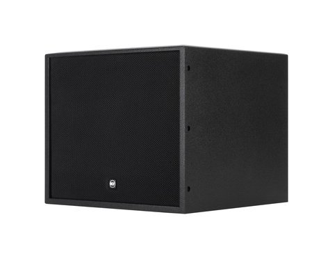 """RCF S5012  Passive 300W RMS 12"""" Bass Reflex Subwoofer S5012"""