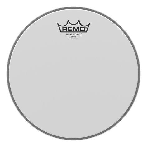 "Remo AX-0112-00  12"" Drumhead Ambassador X Coated AX-0112-00"