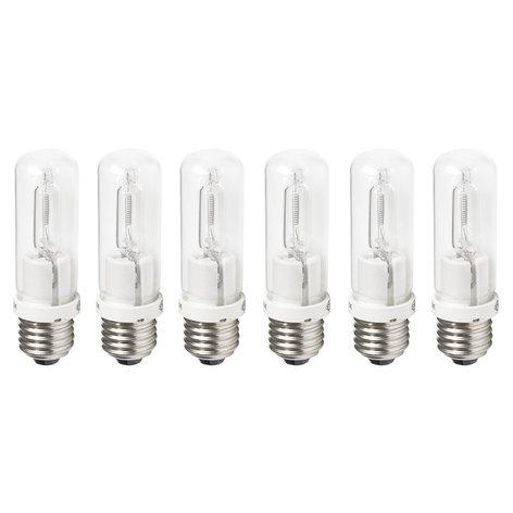 Westcott 6826  150-watt Tungsten Halogen Lamps 6-pack for Spiderlite & uLite 6826
