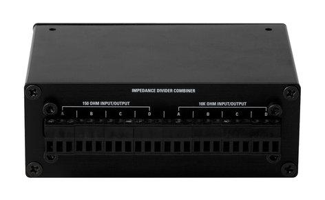 Atlas Sound TSD-ZDC  4 x 4 Impedance Divider/Combiner TSD-ZDC