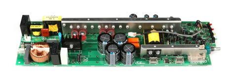 TOA 700.04.241.60 1 & 3 Amp PCB Assembly for DA-250FH 700.04.241.60