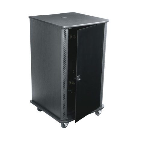 """Middle Atlantic Products RFR-2028CR  20RU 20"""" Deep RFR Reference Series Rack with Cherry Cascade Finish RFR-2028CR"""