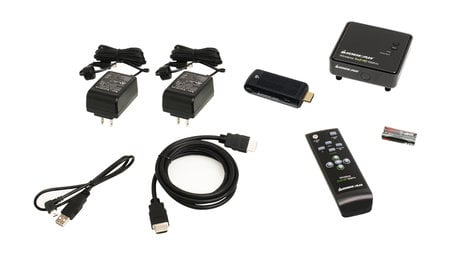 IOGEAR GWHD11  Wireless HDMI Transmitter and Receiver Kit GWHD11
