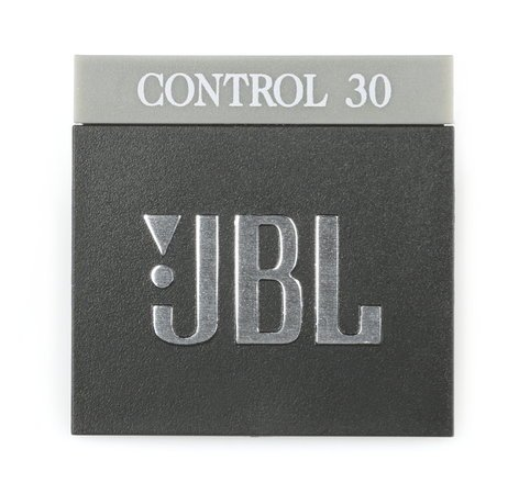 JBL 350273-001 Logo Plate for Control 30 350273-001