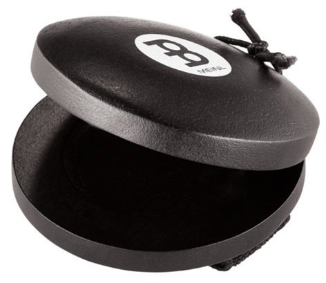 Meinl Percussion CRC1BK Cajon Ring Castanet CRC1BK