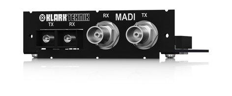Klark Teknik KT-MADI  MADI Network Module with up to 64 Bidirectional Channels  KT-MADI